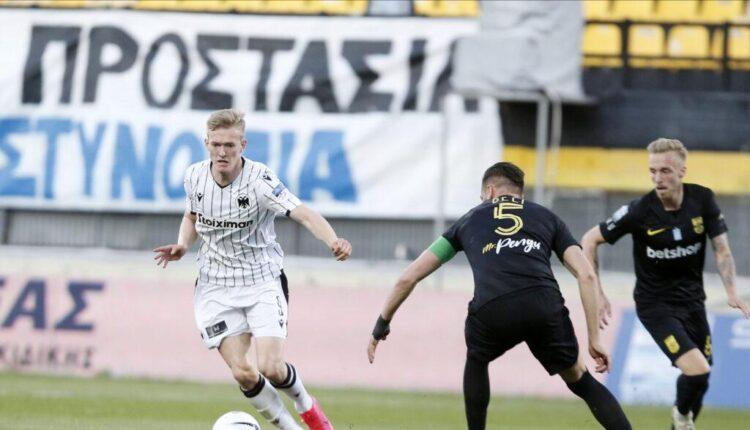 Αρης-ΠΑΟΚ 0-1: Πήρε το ντέρμπι και... κεφάλι για την Ευρώπη ο ΠΑΟΚ! (VIDEO)