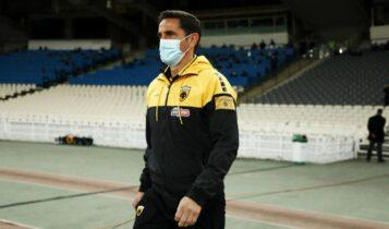 Χιμένεθ: «Ο Παναθηναϊκός πρέπει να είναι χαρούμενος με τον βαθμό, η ΑΕΚ ήταν κυρίαρχη σε όλο το ματς»