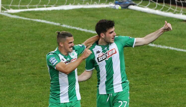 Ιωαννίδης: «Οταν ο αντίπαλος είναι συνεχώς μέσα στην περιοχή κάποια στιγμή θα έρθει και το γκολ»