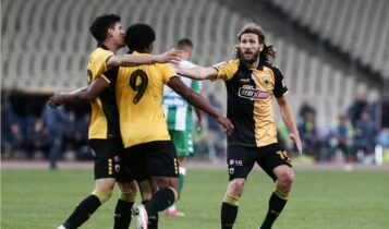 ΤΩΡΑ LIVE το Post Game του AEK-Παναθηναικός από το ENWSI TV (VIDEO)