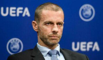 Τσέφεριν: «Εκαναν μεγάλο λάθος οι ομάδες, χαρούμενοι που είναι πάλι μαζί μας»