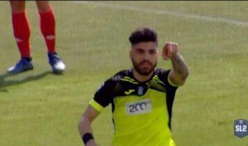 Ξάνθη-Παναχαϊκή: Ο Καπνίδης το 1-0 για τους Ακρίτες (VIDEO)