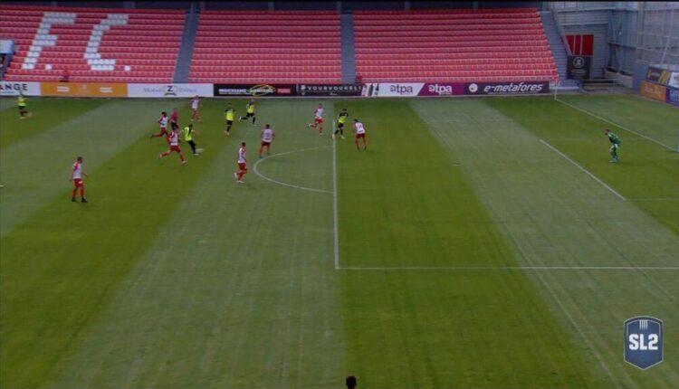 Ξάνθη-Παναχαϊκή: Ξανά ο Καπνίδης και 3-0 (VIDEO)