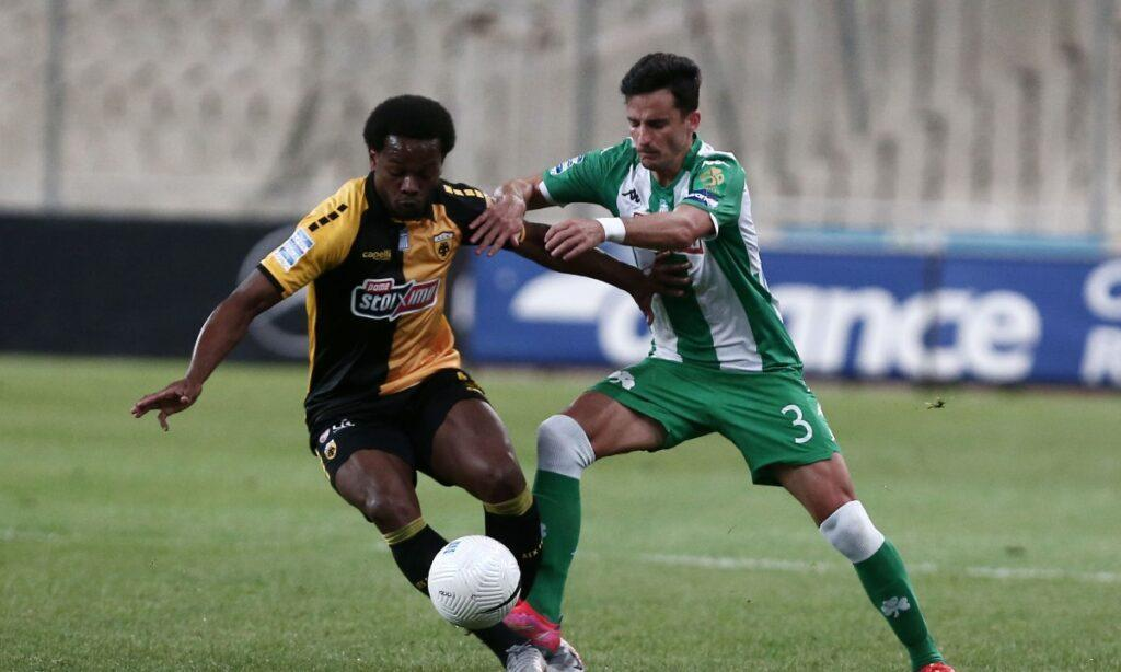 The (nerves) rags for AEK and slowly do not feel sorry for Panathinaikos!