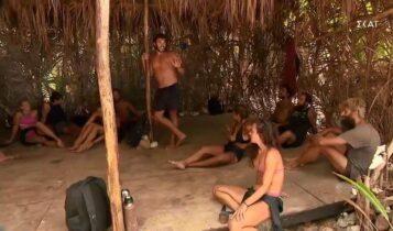 Survivor 4: Ενωτικό κλίμα από τον Ασημακόπουλο (VIDEO)