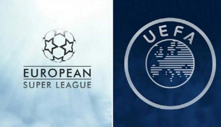 «Η UEFA σκέφτεται να τιμωρήσει τους «12» της European Super League»
