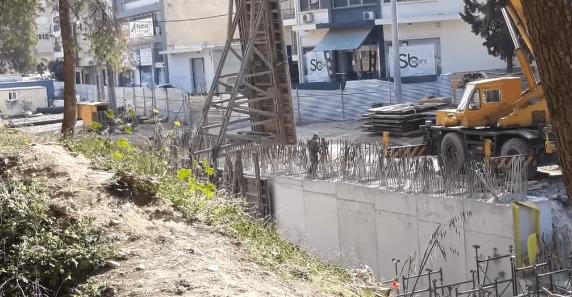 «Αγιά Σοφιά-ΟPAP Arena»: Τελειώνει το σκέπασμα της υπογειοποίησης! (VIDEO)