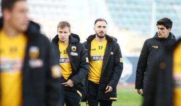 ΑΕΚ: «Τρέχουν» για ΠΑΟΚ Τάνκοβιτς, Νταντσένκο και Χριστόπουλος