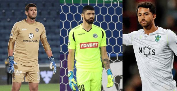 AEK: Τρεις Βραζιλιάνοι κίπερ στη λίστα της Ενωσης!