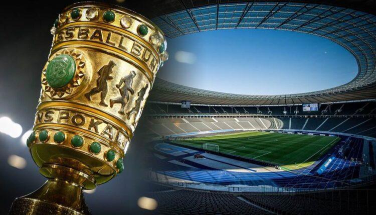 Χωρίς κόσμο ο τελικός του Κυπέλλου της Γερμανίας