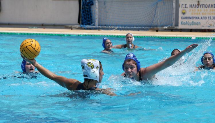 ΑΕΚ: Μεγάλη νίκη της γυναικείας ομάδας πόλο με 10-7 επί της ΝΕ Πατρών