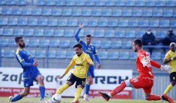 Super League: Ισοπαλία (1-1) στην Τρίπολη ανάμεσα σε Αστέρα και Αρη (VIDEO)