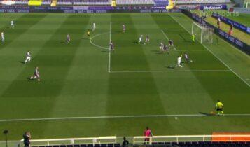 Φιορεντίνα-Γιουβέντους: Τρελό γκολ Μοράτα! -Ισοφάρισε από απίθανη γωνία (VIDEO)
