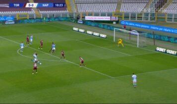 Τορίνο-Νάπολι: 0-1 με τρομερό σουτ του Μπακαγιόκο (VIDEO)