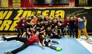 ΕΣΧΑ: «Η ΑΕΚ καταξιώνει το ελληνικό χάντμπολ σε ευρωπαϊκό επίπεδο»