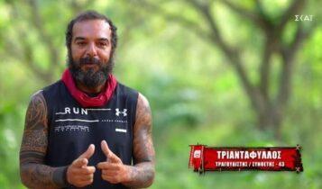 Survivor 4: Γιατί συμφέρει τον Ατζούν να βγαίνει υποψήφιος ο Τριαντάφυλλος (VIDEO)