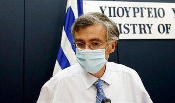 Τσιόδρας: Ενθουσιασμένος με το ισραηλινό φάρμακο για τον κορωνοϊό (VIDEO)
