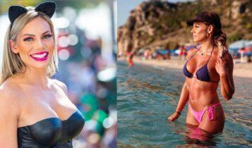 VIDEO: Η Ιωάννα Μαλέσκου στα καλλιστεία «Μις Κρήτη»