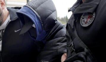 Ολοκληρώθηκε η απολογία του Φουρθιώτη – Διάσκεψη ανακριτή και εισαγγελέα (VIDEO)