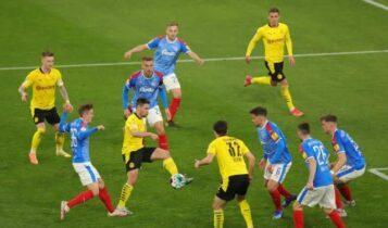 Ντόρτμουντ-Χόλσταϊν Κίελ 5-0: Στον τελικό με άνεση οι Βεστφαλοί (VIDEO)