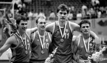Μαρτσουλιόνις για το 1987: «Μερικοί Ελληνες μας πρόσφεραν χρήματα, κανείς μας δεν το δέχτηκε»