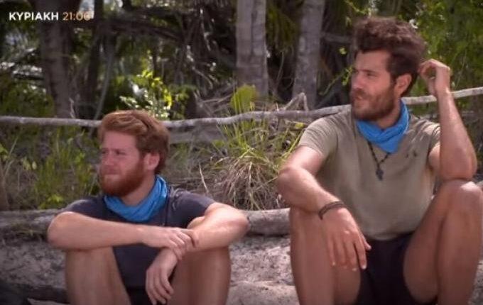 Survivor: Ενταση ξανά στο συμβούλιο -Υποψήφιοι Τζέιμς, Νίκος και Παύλος (VIDEO)