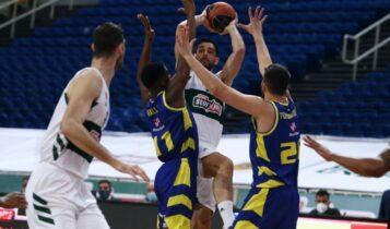 Κύπελλο Ελλάδος μπάσκετ: Νίκησε εύκολο το Περιστέρι με 88-62 ο Παναθηναϊκός (VIDEO)
