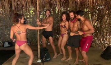 VIDEO… κόλαση από Survivor με «καυτό» χορό