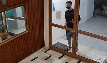 Νέα Σμύρνη: «Εχω ένα βίτσιο» είπε ο επιδειξίας (VIDEO)
