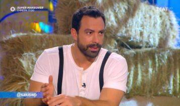 Τανιμανίδης: «Το πιο δύσκολο ήταν να σταματήσω το Survivor» (VIDEO)