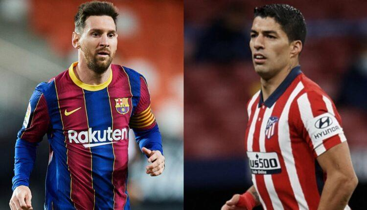 Μέσι και Σουάρες στα χαρακώματα για την μάχη τίτλου Μπαρτσελόνα-Ατλέτικο στο Camp Nou!