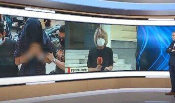 Κρατούμενος έως την Δευτέρα που δικάζεται ο 22χρονος επίδοξος βιαστής της Νέας Σμύρνης (VIDEO)