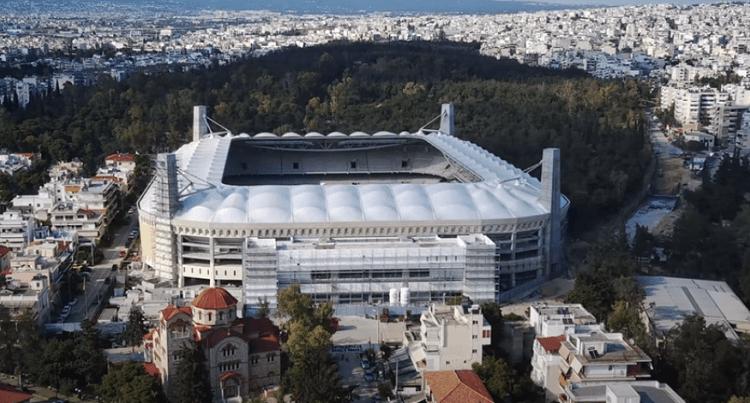 «Αγιά Σοφιά-OPAP Arena»: Μεσημεριανή βόλτα πάνω από το Ναό! (VIDEO)