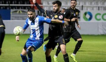 Super League 2: Στο κόλπο της ανόδου ο Εργοτέλης που νίκησε (2-0) τα Χανιά (VIDEO)