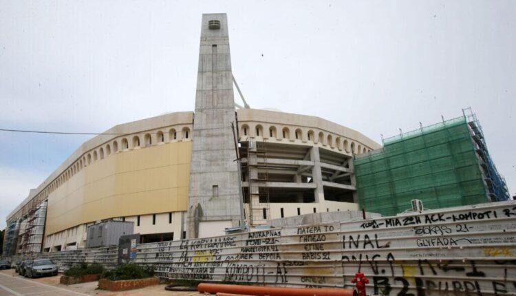 «Αγιά Σοφιά-OPAP Arena»: Κυριακάτικη βόλτα στο Ναό της ΑΕΚ (VIDEO)