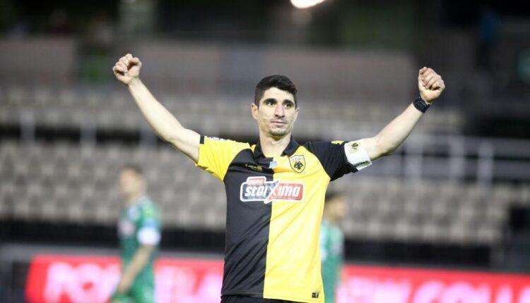 Επαιξε επιτέλους ως… ΑΕΚ, κέρδισε (0-1) τον ΠΑΟ και βγήκε Ευρώπη!