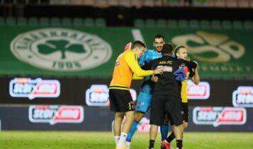 Πλέι οφ Super League: Η ΑΕΚ στο +6 από τον ΠΑΟ, οριστικά στο Conference League