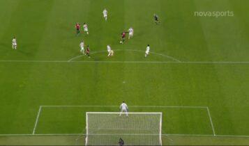 Γιουβέντους-Μίλαν: 0-2 με άπιαστο σουτ του Ρέμπιτς (VIDEO)