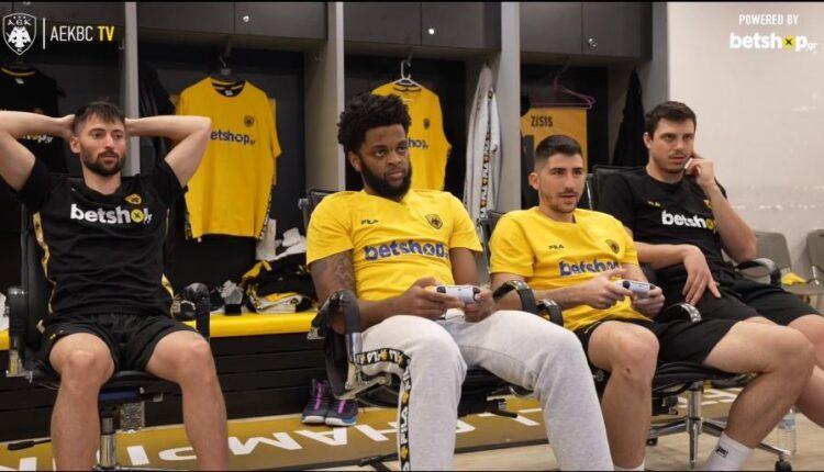 ΑΕΚ: Τους ...διέλυσε ο Μέικον στο NBA2K21