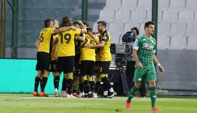 Τέλος στο αρνητικό σερί της ΑΕΚ - Νίκη σε ντέρμπι μετά από 16 αγώνες (VIDEO)