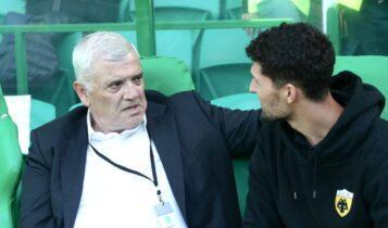 Τάσος Καπετανάκος: «Την επόμενη εβδομάδα η ΑΕΚ πρέπει να έχει νέο προπονητή -Ονομα και… Λουτσέσκου» (VIDEO)