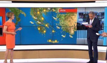 Ανοιξιάτικος ο καιρός σήμερα - Υποχωρούν οι δυνατοί βοριάδες το απόγευμα (VIDEO)