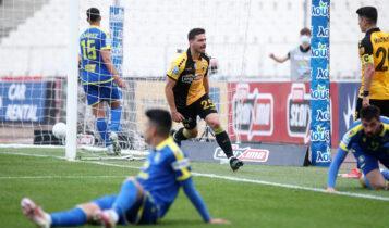 Αστέρας Τρίπολης-ΑΕΚ: Πού θα δούμε σήμερα το ματς