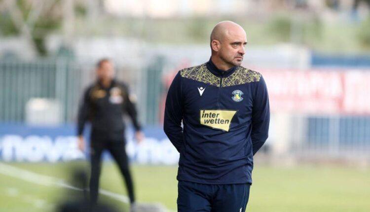 Ράσταβατς: «Απέναντι στην ΑΕΚ εμείς ήμασταν πιο κοντά στη νίκη» (VIDEO)