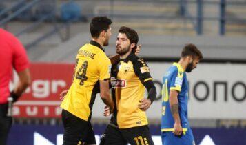 Πλέι οφ Super League: Αν κερδίσει η ΑΕΚ τον Αρη τερματίζει 3η