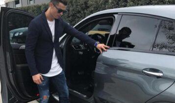 Αυτή είναι η Φεράρι που αγόρασε ο Κριστιάνο: «Εσκασε» 1,6 εκατ. ευρώ (ΦΩΤΟ)