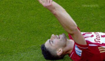 Ολυμπιακός-ΠΑΟΚ: Ασιστ Ελ Αραμπί, γκολ Μασούρας και 1-0 (VIDEO)