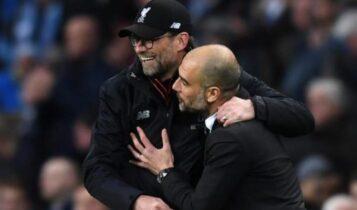 Πεπ: «Εμπνευση ο Κλοπ, με έκανε καλύτερο προπονητή»