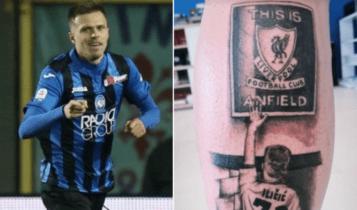 Ιλισιτς: Νέο τατουάζ που αγγίζει το «This is Anfield» πριν από το Λίβερπουλ-Αταλάντα