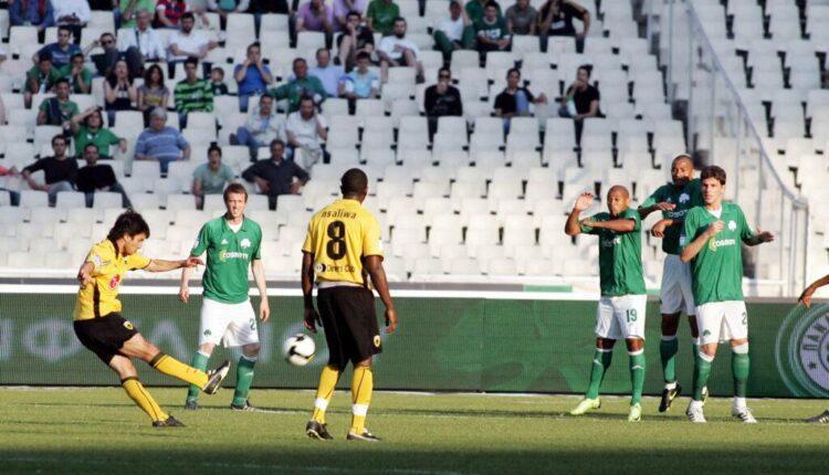 Τα... μαγικά του Σκόκο δεν έφταναν, η ΑΕΚ έμεινε στο 1-1 με τον Παναθηναϊκό (VIDEO)